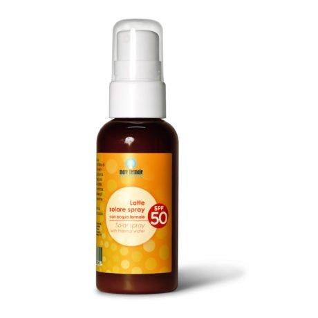 crema solare protezione 50