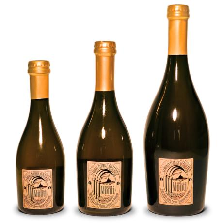 Birra termale bottiglie da 3 formati
