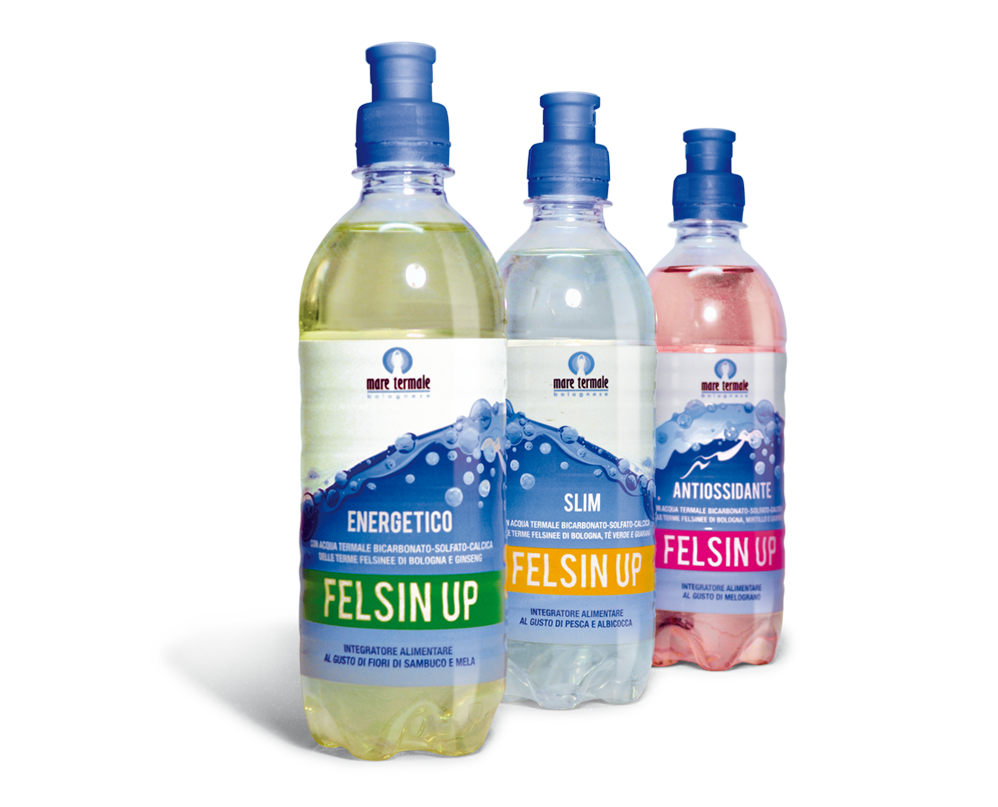 felsin up integratore a base di acqua termale