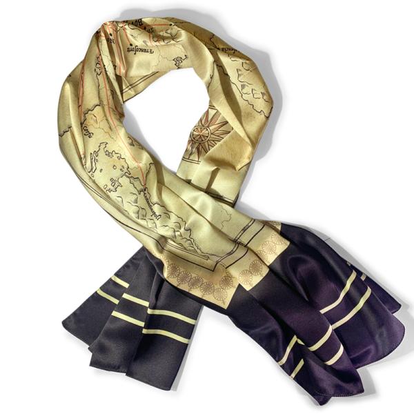 foulard pareo seta 100%